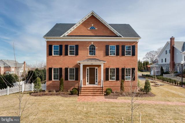 606 President Ford Lane, ALEXANDRIA, VA 22302 (#VAAX218296) :: The Maryland Group of Long & Foster