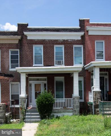 1006 N Rosedale Street, BALTIMORE, MD 21216 (#MDBA415612) :: The Gold Standard Group