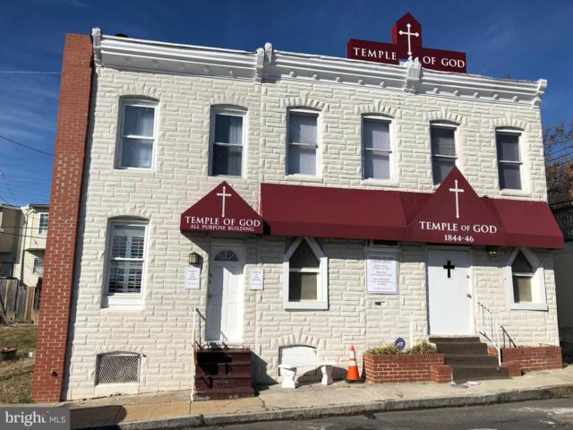 1844 N Durham Street, BALTIMORE, MD 21213 (#MDBA415634) :: AJ Team Realty