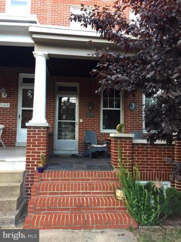 1408 W Old Cold Spring Lane, BALTIMORE, MD 21211 (#MDBA415684) :: The Dailey Group