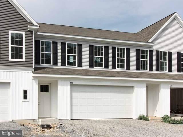 645 Stoverdale Road, HUMMELSTOWN, PA 17036 (#PADA106284) :: The Joy Daniels Real Estate Group