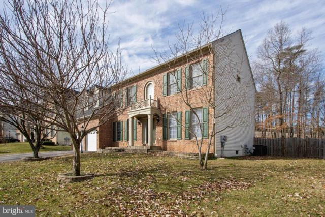 3713 Stonewall Manor Drive, TRIANGLE, VA 22172 (#VAPW431966) :: Great Falls Great Homes