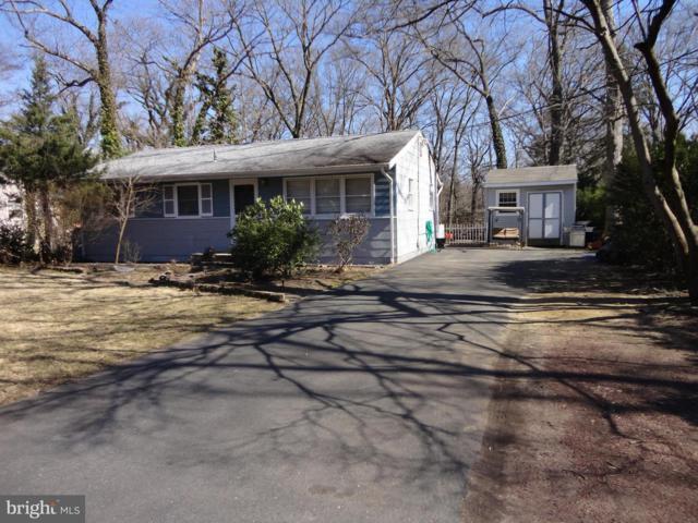 307 Timberline Drive, MOUNT LAUREL, NJ 08054 (#NJBL322560) :: Remax Preferred | Scott Kompa Group