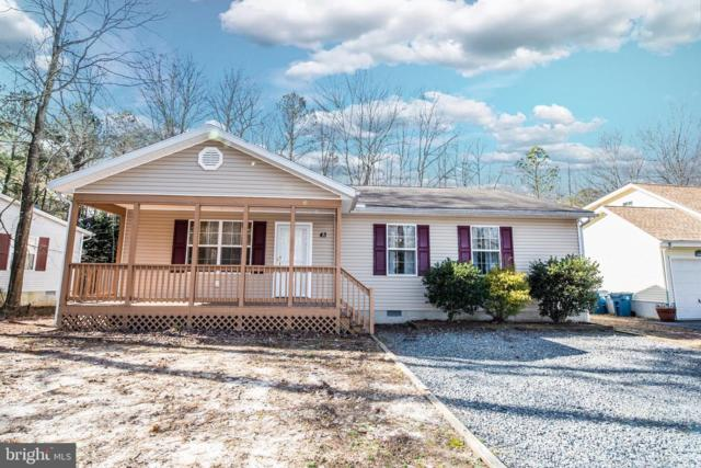 43 Brandywine Drive, OCEAN PINES, MD 21811 (#MDWO103406) :: The Windrow Group