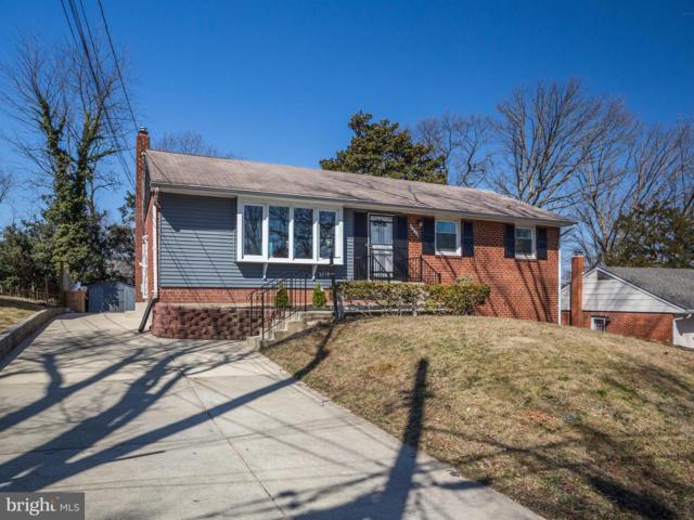 5816 Nystrom Street, NEW CARROLLTON, MD 20784 (#MDPG499656) :: The Bob & Ronna Group