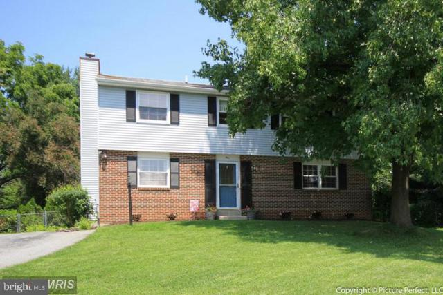 1 Park Court, WALKERSVILLE, MD 21793 (#MDFR232506) :: ExecuHome Realty