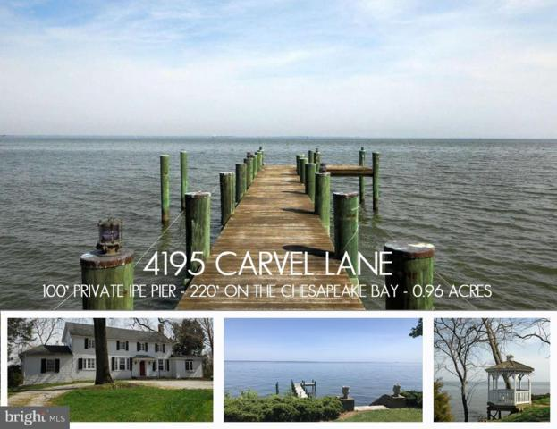 4195 Carvel Lane, EDGEWATER, MD 21037 (#MDAA373804) :: Remax Preferred | Scott Kompa Group