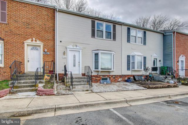 118 Middle Point Court, GAITHERSBURG, MD 20877 (#MDMC618946) :: ExecuHome Realty