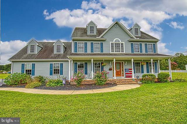4284 Elk Creek Drive, SALISBURY, MD 21804 (#MDWC101888) :: Advance Realty Bel Air, Inc