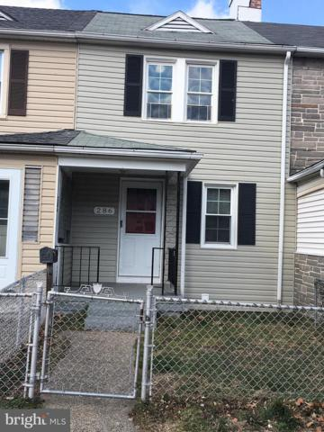 286 Saint Helena Avenue, BALTIMORE, MD 21222 (#MDBC432302) :: Remax Preferred | Scott Kompa Group