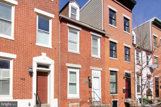 944 W Lombard Street, BALTIMORE, MD 21223 (#MDBA436728) :: Advance Realty Bel Air, Inc