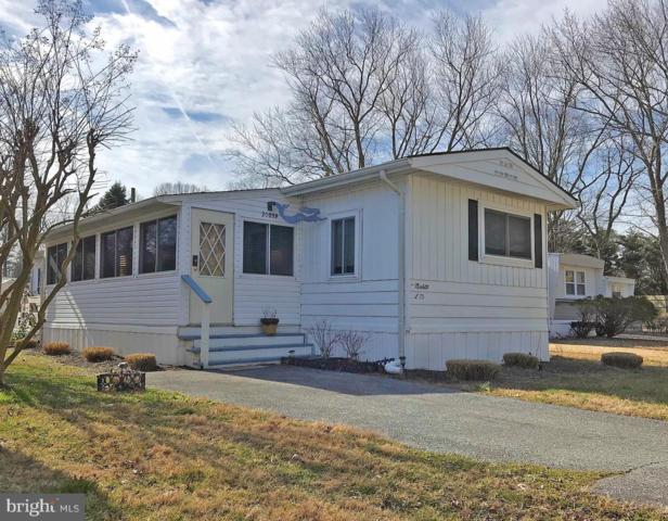 20039 Golden Avenue L-75, REHOBOTH BEACH, DE 19971 (#DESU132488) :: Compass Resort Real Estate