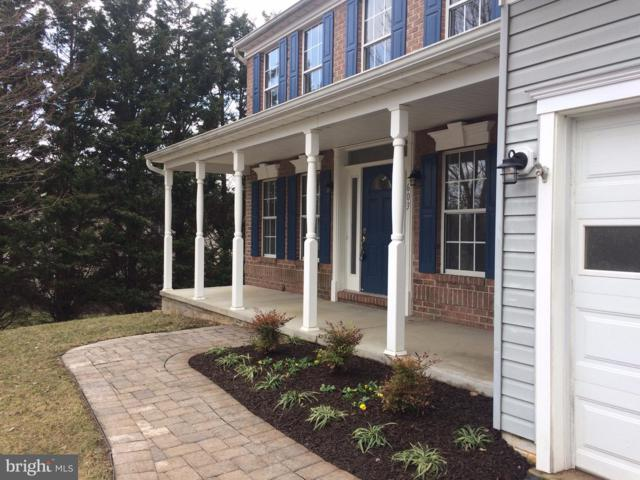 603 Park Ridge Drive, MOUNT AIRY, MD 21771 (#MDFR232872) :: Eng Garcia Grant & Co.