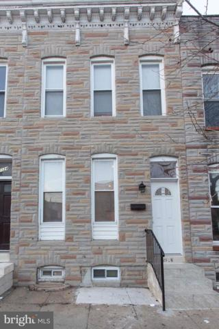 2126 E Fayette Street, BALTIMORE, MD 21231 (#MDBA436908) :: Great Falls Great Homes
