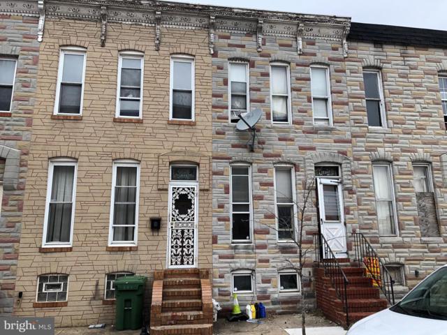 2120 Ashton Street, BALTIMORE, MD 21223 (#MDBA436992) :: Browning Homes Group