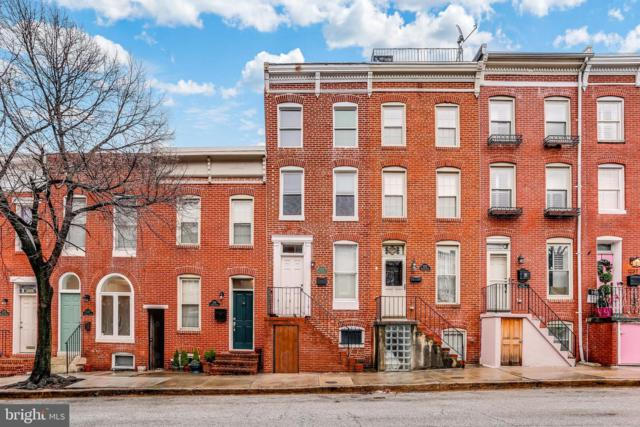 1231 William Street, BALTIMORE, MD 21230 (#MDBA437130) :: Browning Homes Group