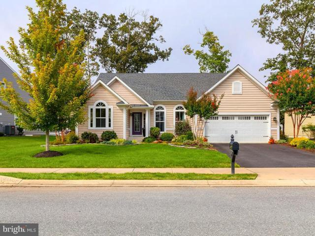 37553 Worcester Drive, REHOBOTH BEACH, DE 19971 (#DESU132704) :: The Windrow Group