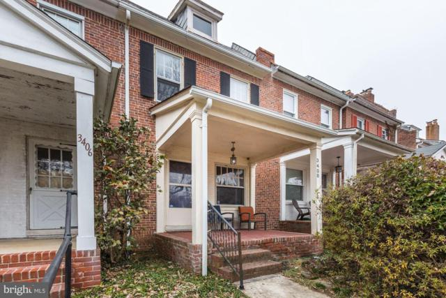 3408 University Place, BALTIMORE, MD 21218 (#MDBA437308) :: Great Falls Great Homes
