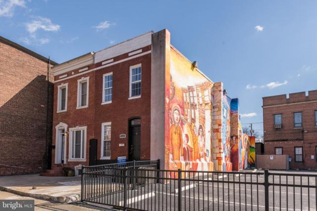 319 S Highland Avenue, BALTIMORE, MD 21224 (#MDBA437730) :: The Kenita Tang Team