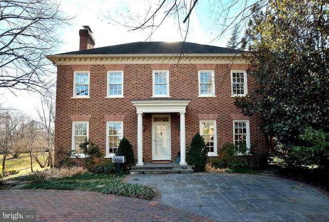 506 Summers Court, ALEXANDRIA, VA 22301 (#VAAX226776) :: The Gus Anthony Team