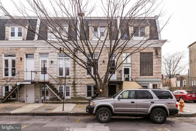 321 W 30TH Street, BALTIMORE, MD 21211 (#MDBA438020) :: Great Falls Great Homes