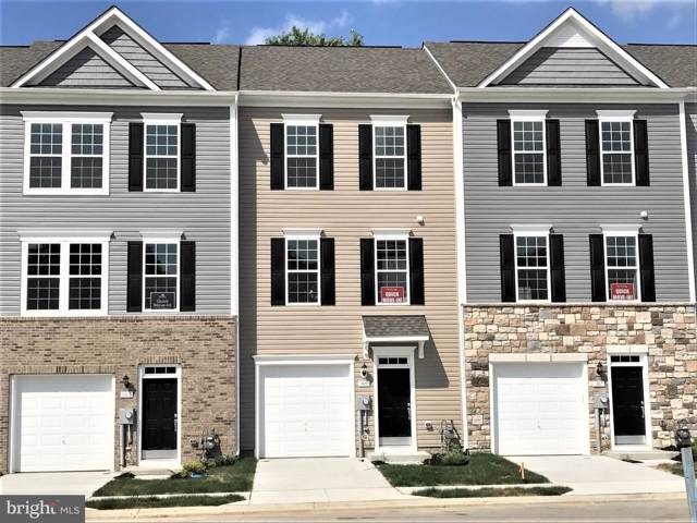 305 Spring Bank Way, FREDERICK, MD 21701 (#MDFR233352) :: ExecuHome Realty