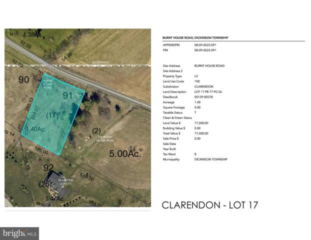 Clarendon - Burnt House Road Lot 17, CARLISLE, PA 17015 (#PACB109662) :: The Joy Daniels Real Estate Group