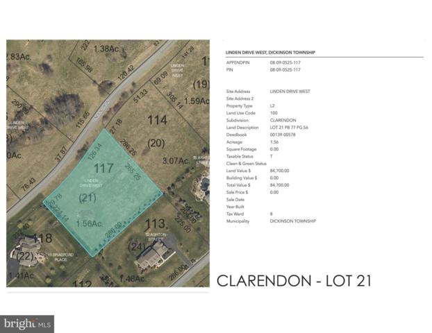 Clarendon - Linden Drive W Lot 21, CARLISLE, PA 17015 (#PACB109706) :: Ram Bala Associates | Keller Williams Realty