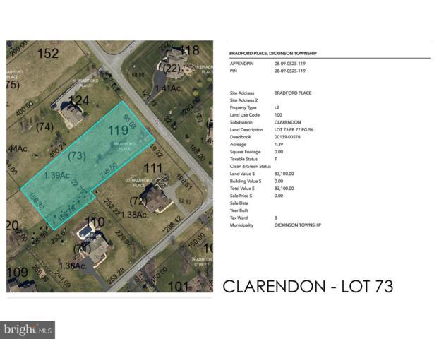 Clarendon - Bradford Place Lot 73, CARLISLE, PA 17015 (#PACB109710) :: Shamrock Realty Group, Inc
