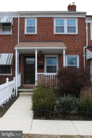 1419 Roland Heights Avenue, BALTIMORE, MD 21211 (#MDBA438638) :: Remax Preferred | Scott Kompa Group