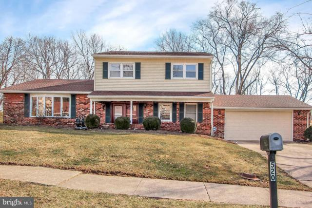 520 Spring House Road, CAMP HILL, PA 17011 (#PACB109834) :: Keller Williams of Central PA East