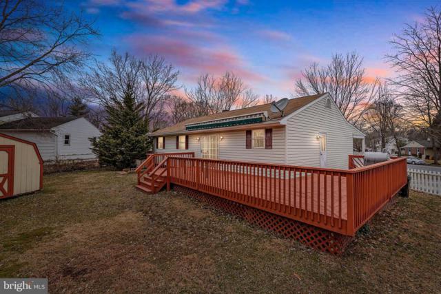 7972 Cross Creek Drive, GLEN BURNIE, MD 21061 (#MDAA376344) :: Great Falls Great Homes
