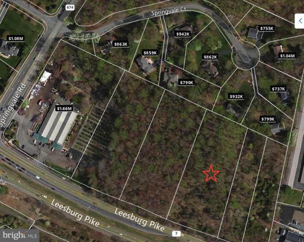 10602 Leesburg Pike, VIENNA, VA 22182 (#VAFX997000) :: Blue Key Real Estate Sales Team