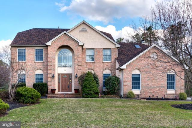 21 Old Stevens Lane, VOORHEES, NJ 08043 (#NJCD347938) :: Colgan Real Estate