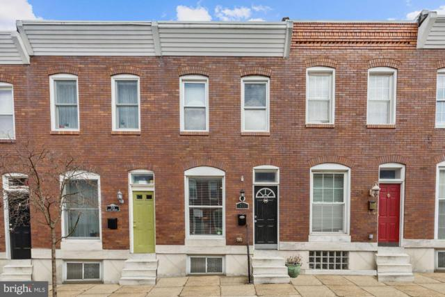 211 S Robinson Street, BALTIMORE, MD 21224 (#MDBA438906) :: Labrador Real Estate Team