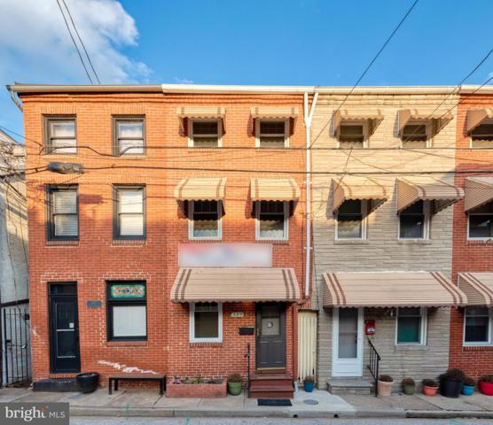 529 S Chapel Street, BALTIMORE, MD 21231 (#MDBA439014) :: Browning Homes Group
