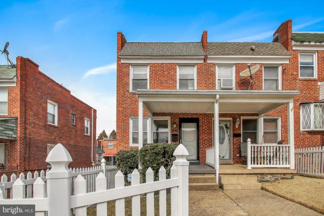 1342 Berry Street, BALTIMORE, MD 21211 (#MDBA439066) :: Browning Homes Group