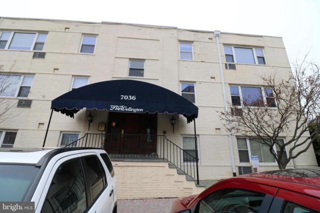 7036 Strathmore Street #310, CHEVY CHASE, MD 20815 (#MDMC622830) :: Colgan Real Estate