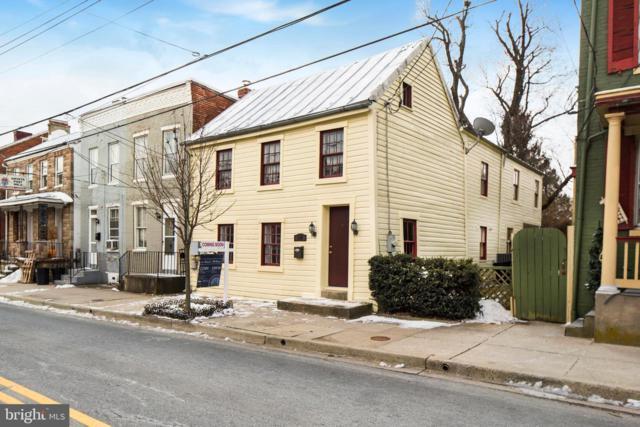 126 W All Saints Street Street, FREDERICK, MD 21701 (#MDFR233836) :: Colgan Real Estate