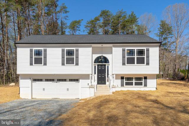143 Woodland Drive, STAFFORD, VA 22556 (#VAST201526) :: The Maryland Group of Long & Foster Real Estate