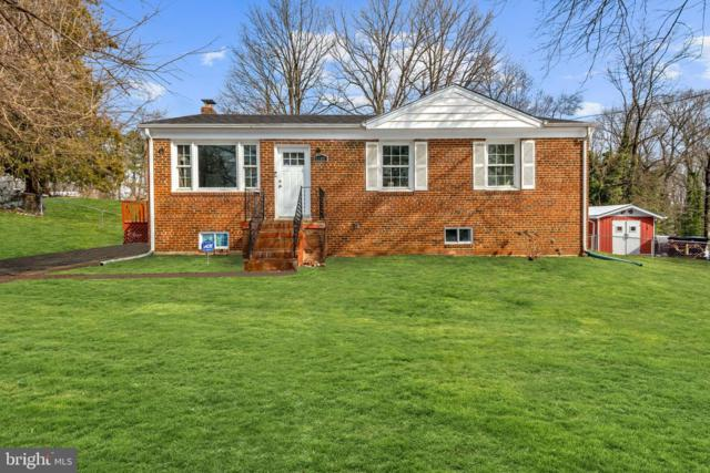 8106 Redview Drive, DISTRICT HEIGHTS, MD 20747 (#MDPG503192) :: The Bob & Ronna Group