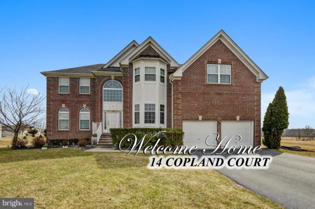 14 Copland Court, EAST WINDSOR, NJ 08520 (#NJME266452) :: Ramus Realty Group