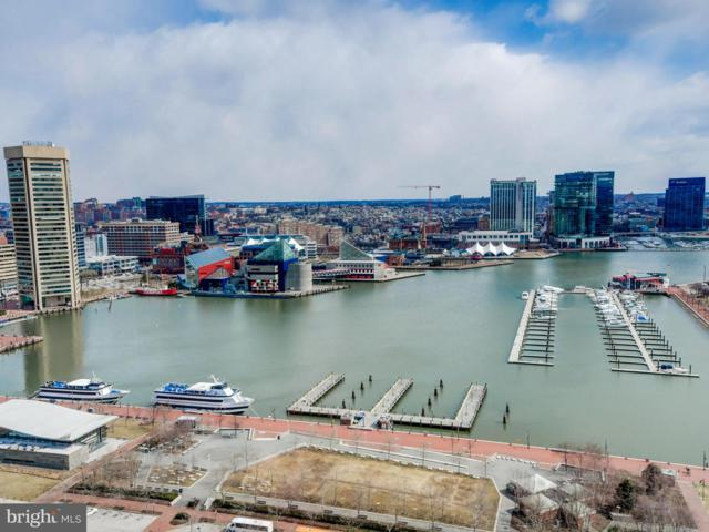10 E Lee Street #2202, BALTIMORE, MD 21202 (#MDBA440158) :: The Putnam Group