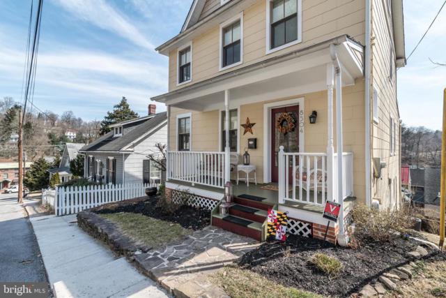 8504 Hill Street, ELLICOTT CITY, MD 21043 (#MDHW251246) :: Great Falls Great Homes