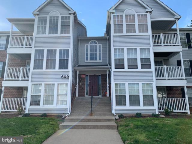 609 Himes Avenue #107, FREDERICK, MD 21703 (#MDFR234380) :: Eng Garcia Grant & Co.