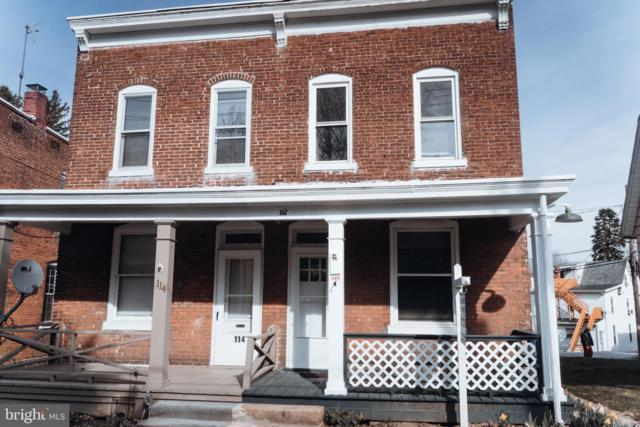 112 Houston Avenue, HARRISBURG, PA 17103 (#PADA107850) :: Younger Realty Group