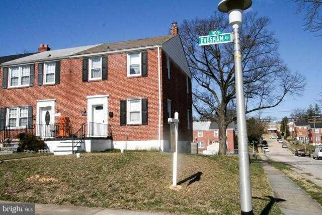 856 Evesham Avenue, BALTIMORE, MD 21212 (#MDBA440434) :: Great Falls Great Homes