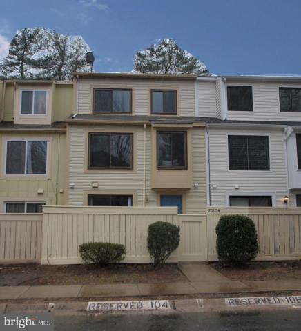 20104 Welbeck Terrace, GAITHERSBURG, MD 20879 (#MDMC624430) :: AJ Team Realty