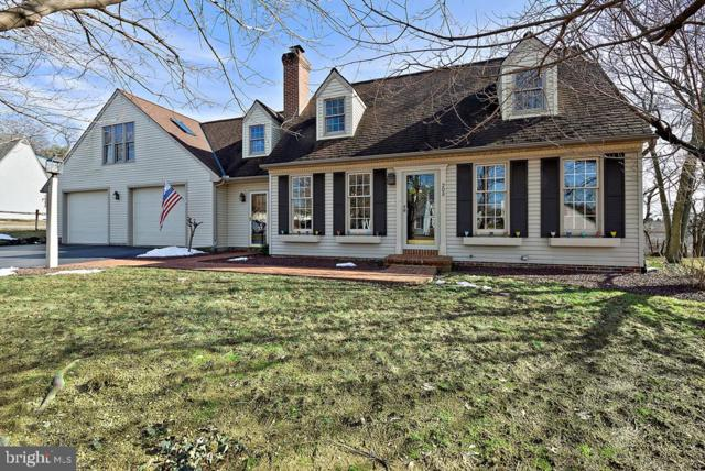 208 Queens Gate Road, LITITZ, PA 17543 (#PALA124292) :: John Smith Real Estate Group