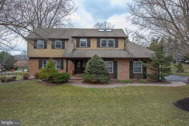 602 Barker Drive, WEST CHESTER, PA 19380 (#PACT418596) :: RE/MAX Main Line